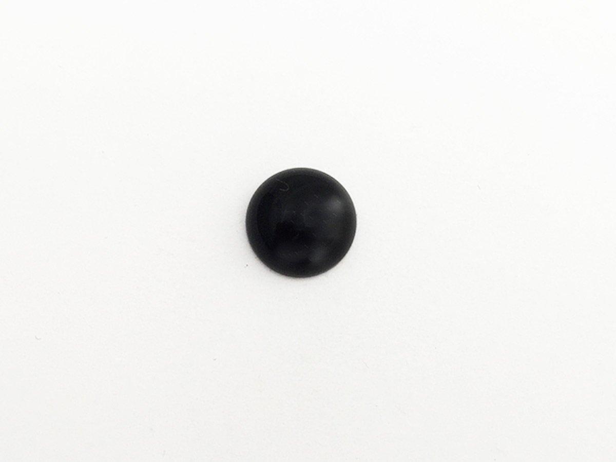 CAB.PLAST.TONDO MM.8 NERO