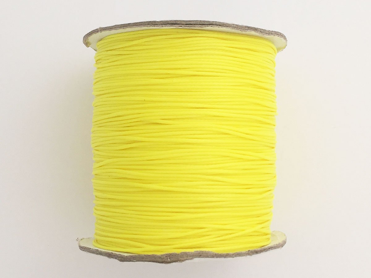 FILO POLIESTERE MM.0,5 NEON YELLOW