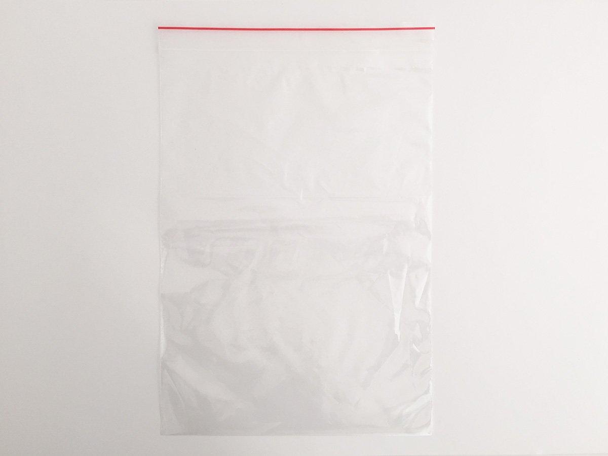 SACCHETTO PLASTICA C/ZIP MM.250×350
