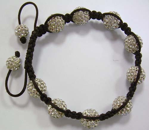 BRAC.MACRAME' 9+2MULTISTRASS CRY