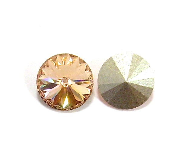 RIVOLO 1122 SWAROVSKI LIGHT PEACH 10 MM SS47