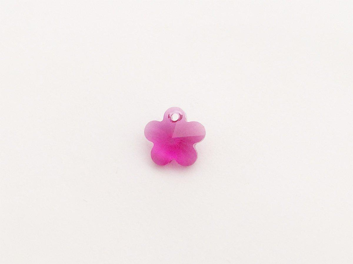 FLOWER 6744 SWAROVSKI FUCHSIA 12 MM